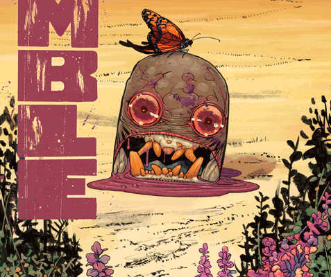 Rumble #3 Review