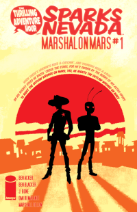 Sparks Navada_Marshal on Mars_1_cover