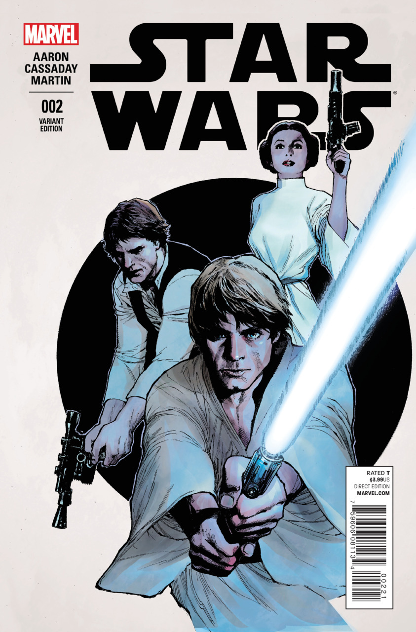 Star Wars #2 variant