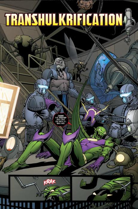 Thanos vs Hulk 3 Preview 4