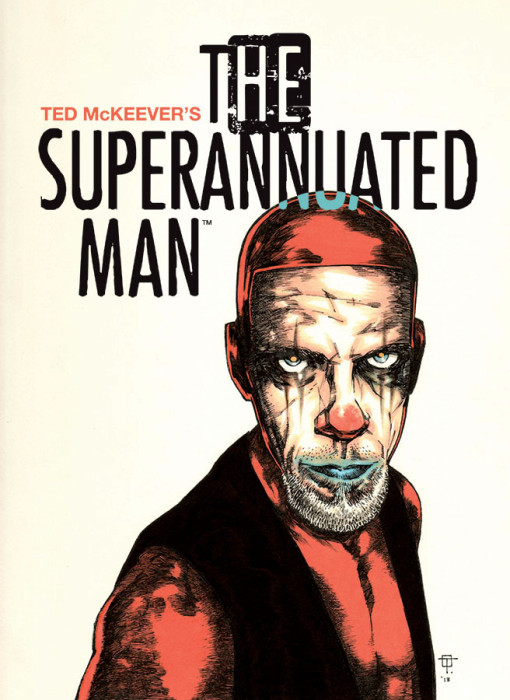 The Superannuated Man 6_Cover