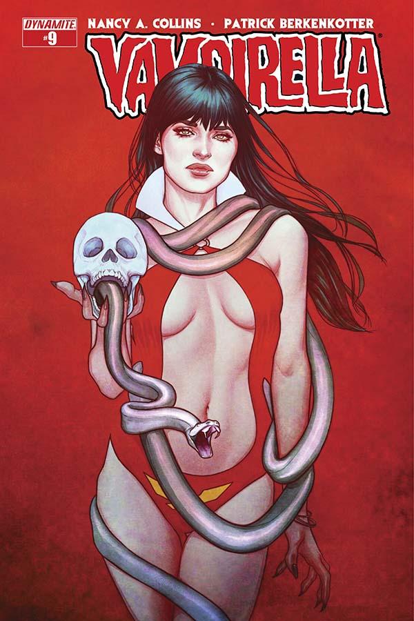 Vampirella 9_Variant Cover