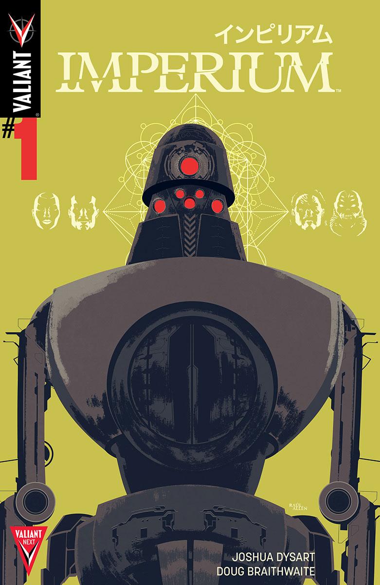 Imperium #1 Variant Cover