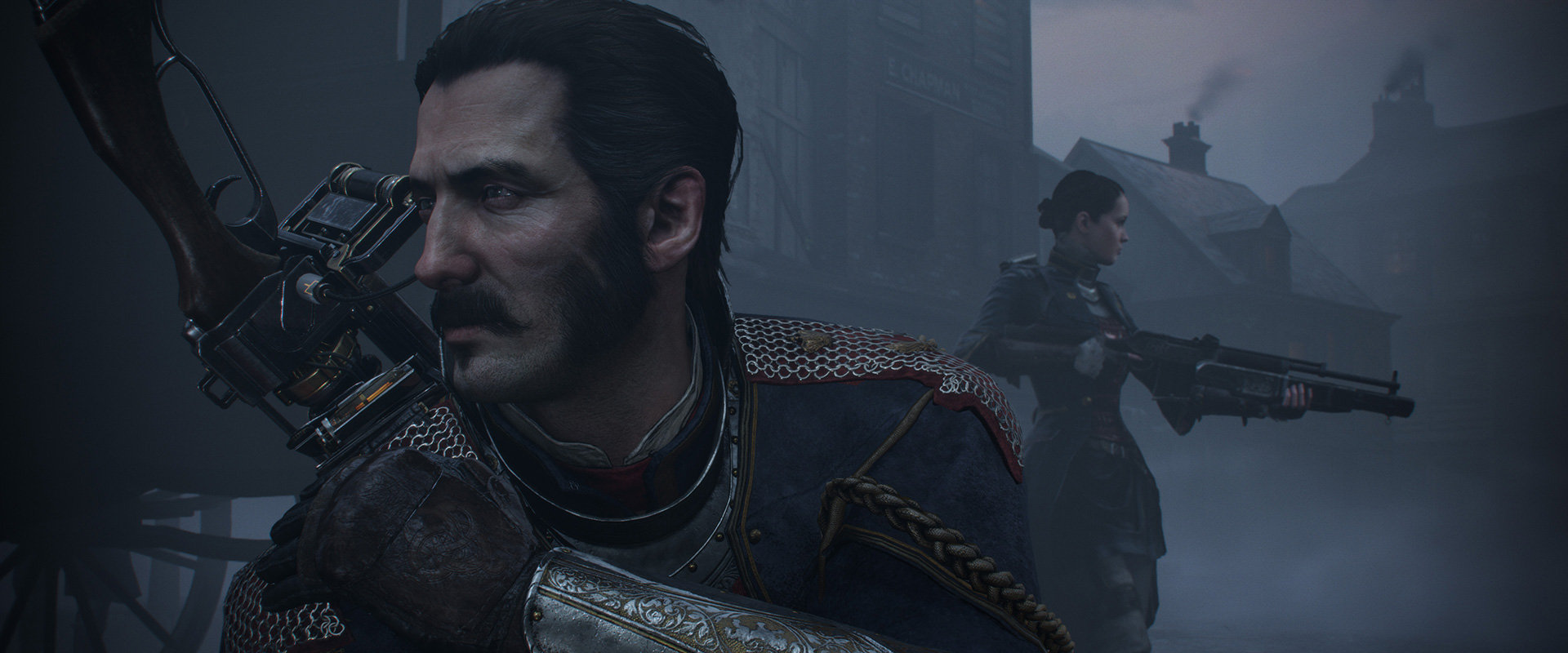 the-order-1886 screen 1