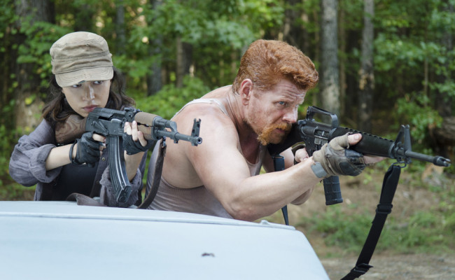 """THE WALKING DEAD """"The Distance"""" Review"""