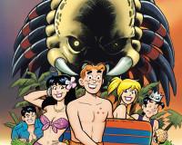 ADVANCE REVIEW! Archie vs. Predator #1