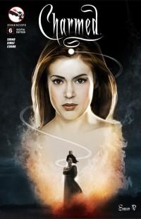 Charmed Season 10 #6