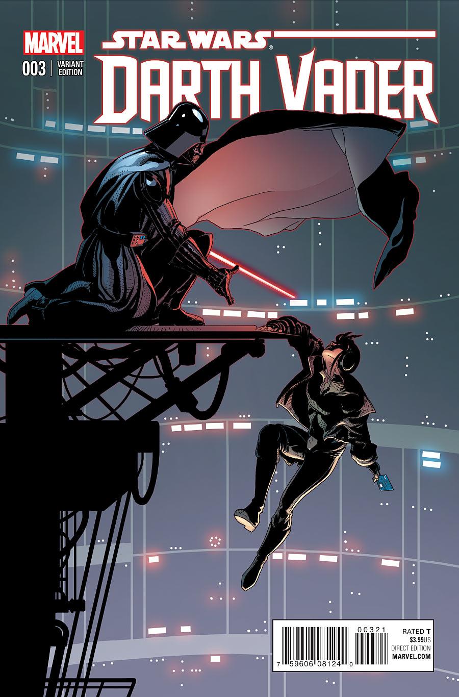 Darth Vader #3 variant