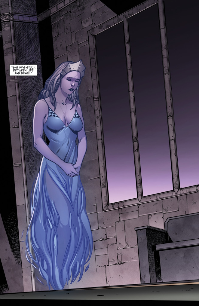 Grimm Fairy Tales 108_Preview Page