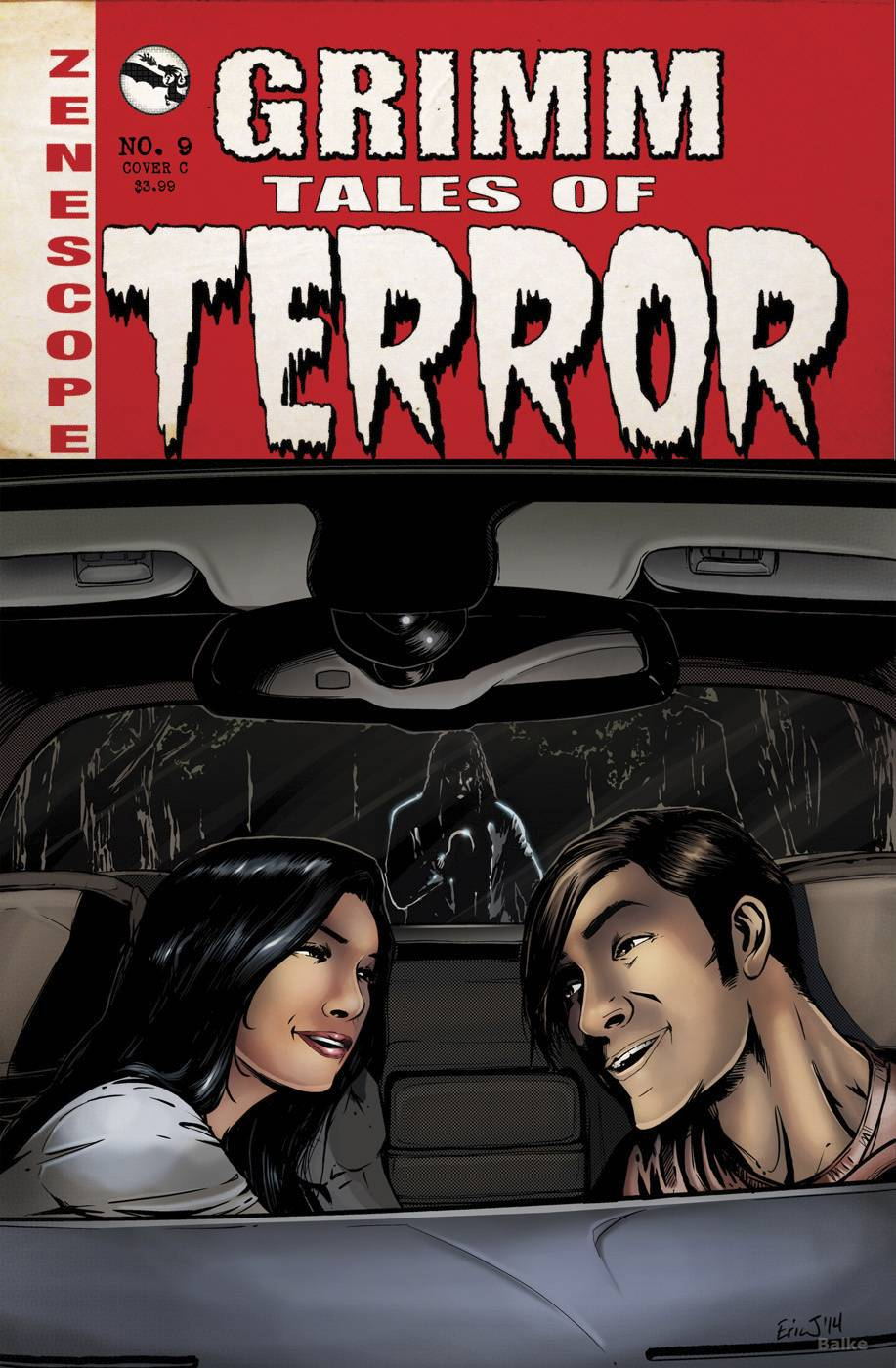 Grimm Tales of Terror 9_Variant Cover