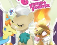 My Little Pony: Friends Forever #15 Review