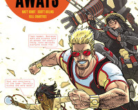 PAST AWAYS #1 Review