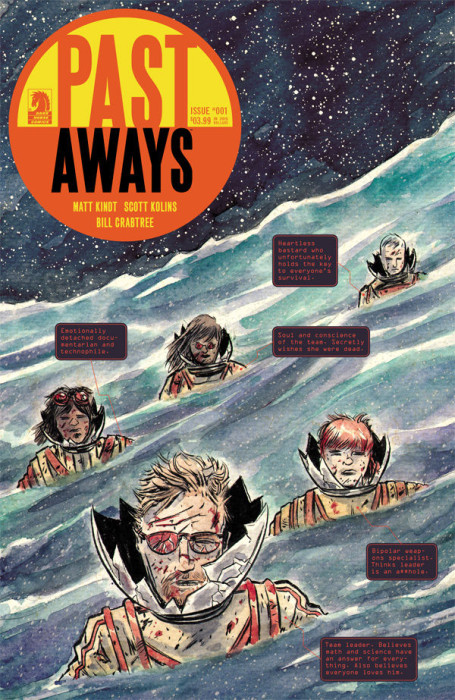 Past Aways 1 Kindt Cover
