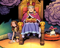 Penny Dora and the Wishing Box #4 Review
