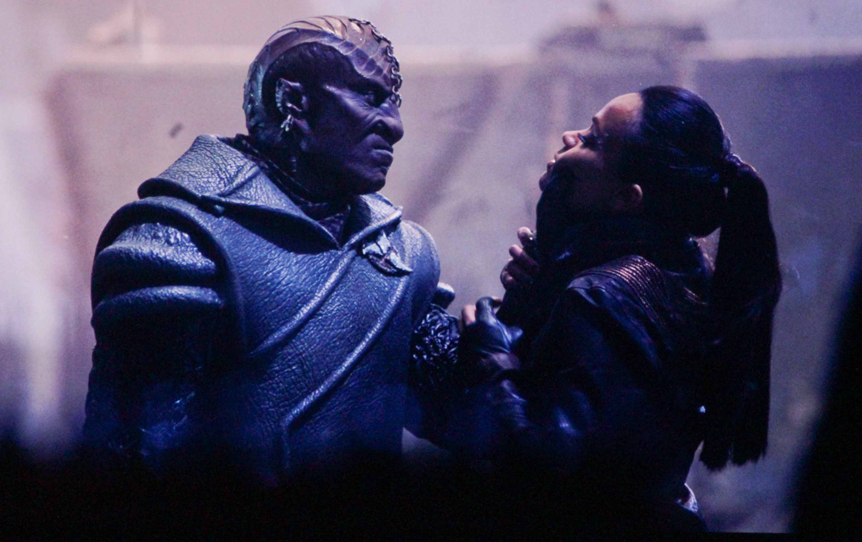 Star Trek Klingons Rise