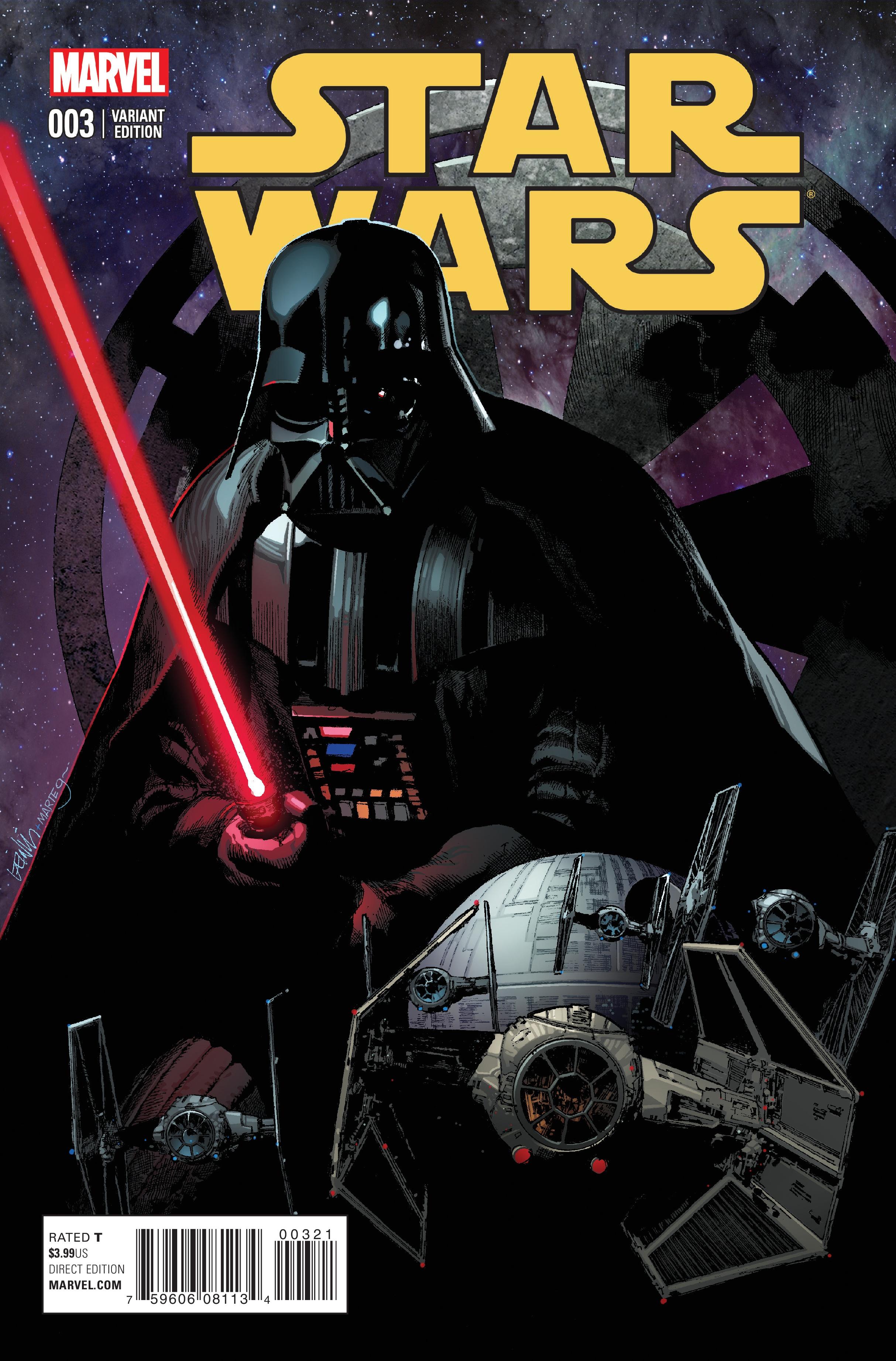 Star Wars #3 variant