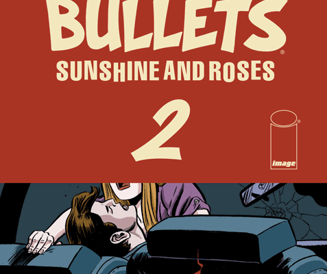 Stray Bullets: Sunshine and Roses #2 Review