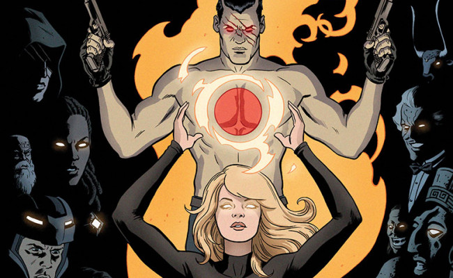 The Valiant #4 Review