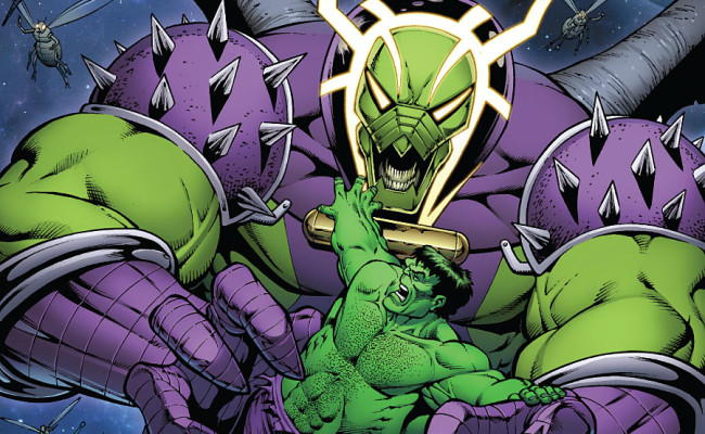 Thanos vs. Hulk #4 Review