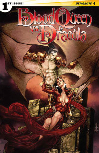 The Blood Queen vs. Dracula 1_C