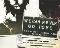 WE CAN NEVER GO HOME #1 Review