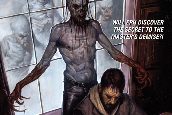 The Strain: Night Eternal #8 Review
