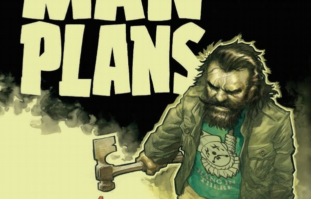 Big Man Plans #2 Review