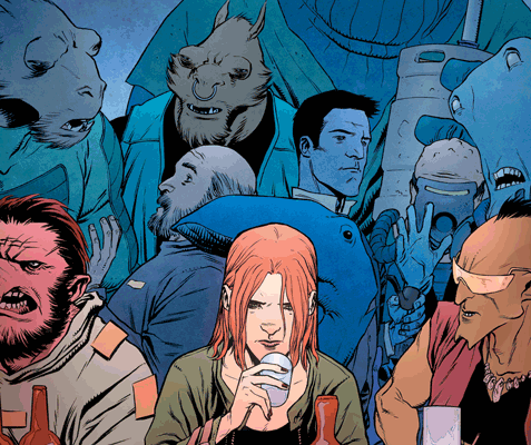 Copperhead 6 Cover