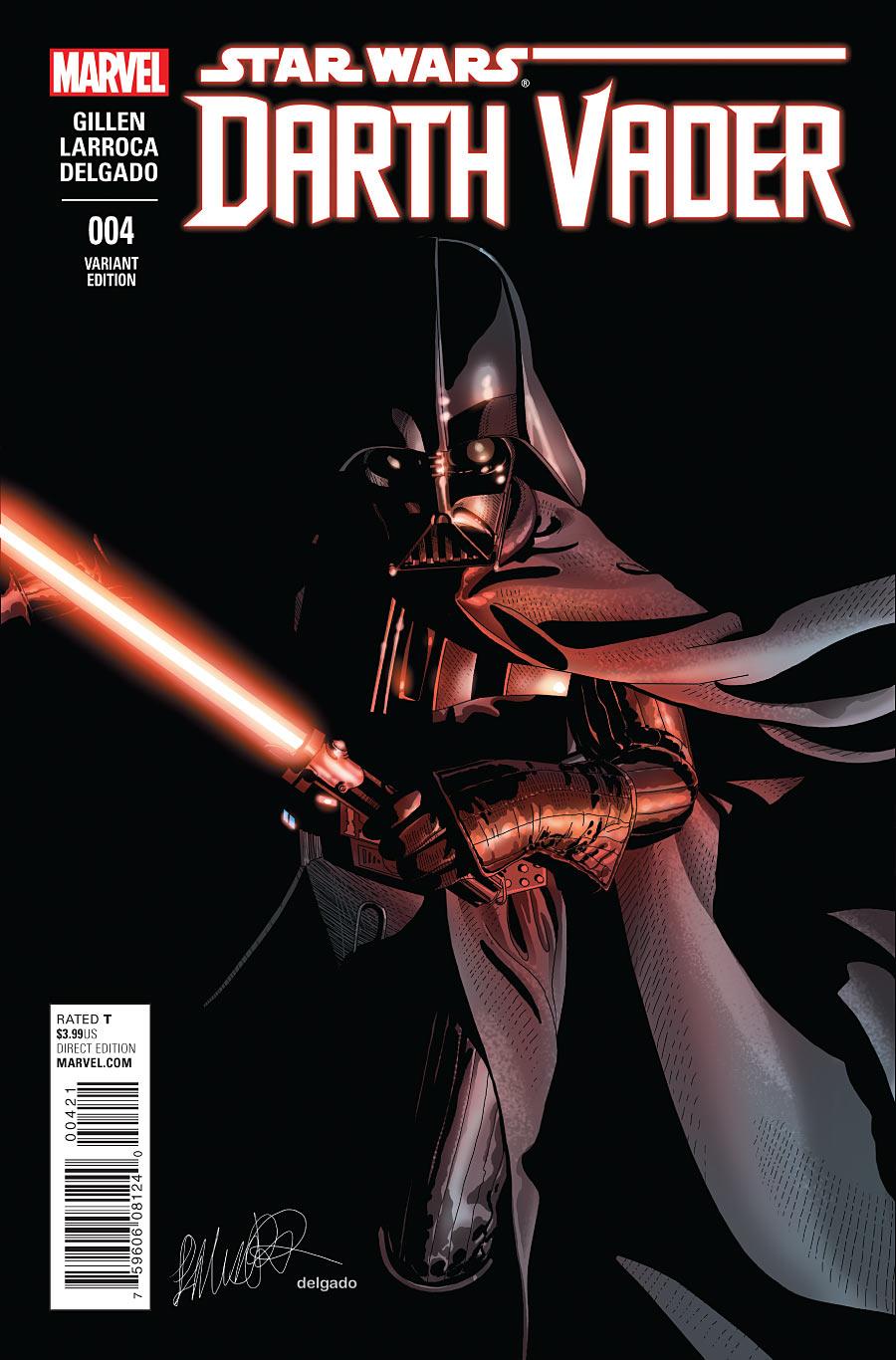 Darth Vader #4 variant