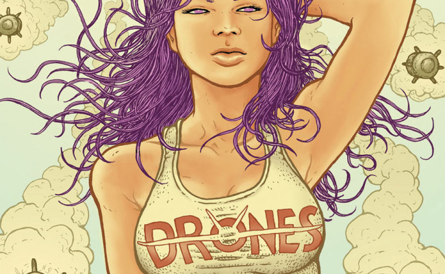 Drones #1 Review
