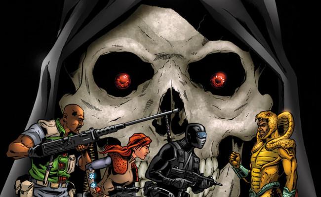 G.I Joe: A Real American Hero #213 Review