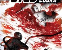 G.I Joe: Snake Eyes: Agent of Cobra #4 Review