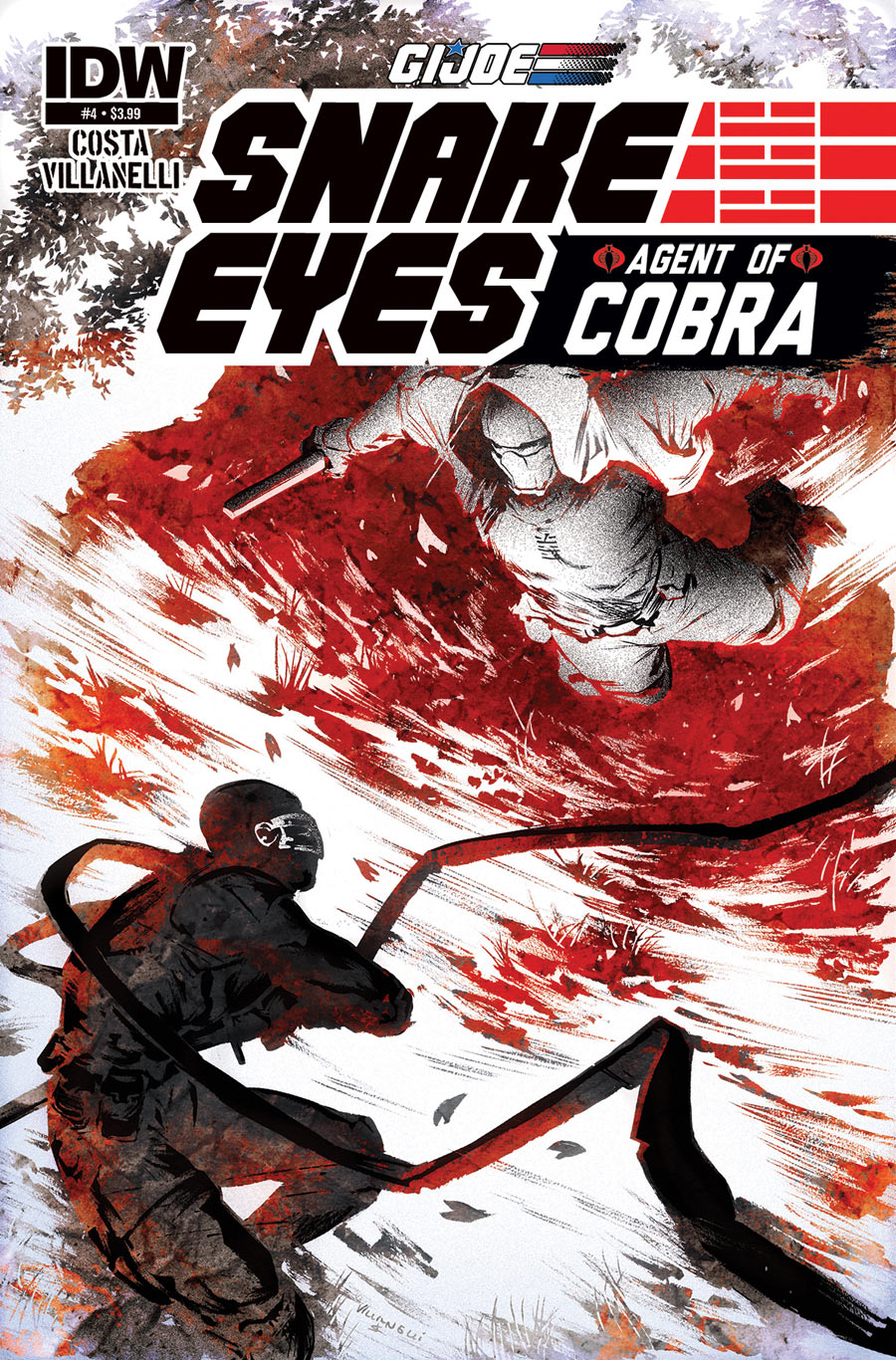 G.I Joe_Snake Eyes_Agent of Cobra_4_Cover A