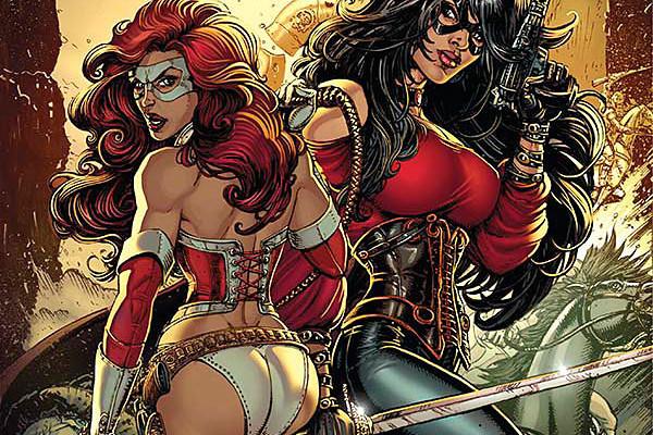 Lady Rawhide/Lady Zorro #2 Review