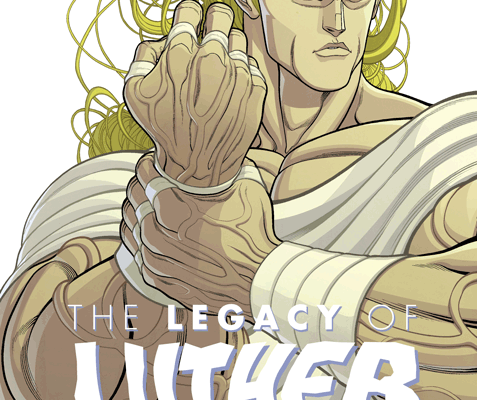 Legacy of Luthor Strode_1_cover
