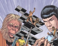 Star Trek/Planet of the Apes: The Primate Directive #5 Review