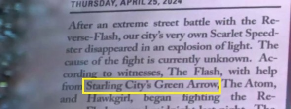 TheFlash_CW_GreenArrow_paper