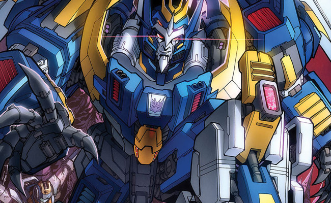 Transformers: More Than Meets The Eye #39 Review