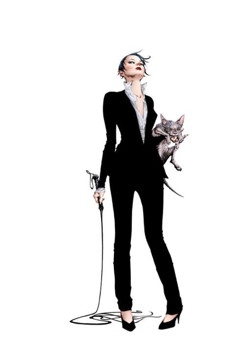 gotham MU catwoman
