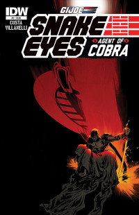 G.I Joe_Snake Eyes_Agent of Cobra_5_Cover A