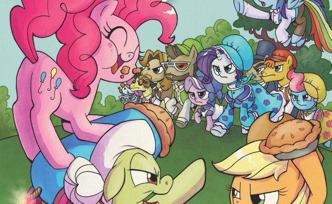 My Little Pony: Friendship is Magic #30 Review