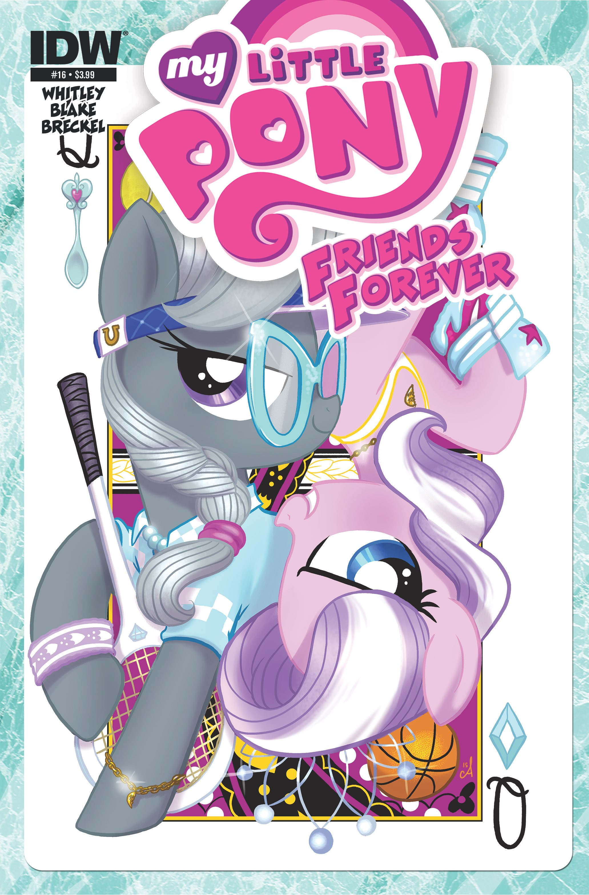 MyLittlePonyFF16-cover