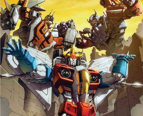 Transformers_41_Cover A