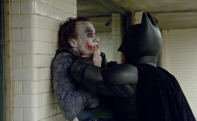 Quoting 2008's The Dark Knight