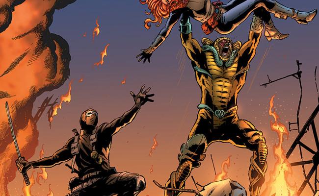 G.I Joe: A Real American Hero #214 Review