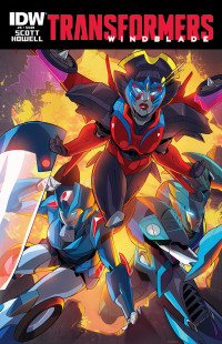 Transformers_Windblade_5_Cover A