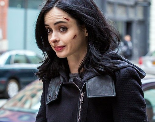 Marvel's JESSICA JONES Netflix Show Sounds Awesome