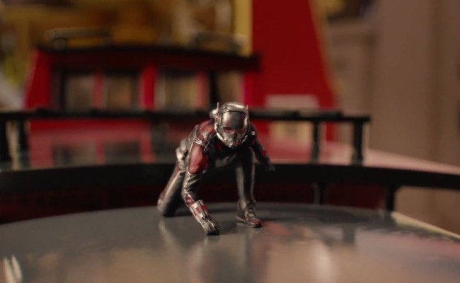 ANT-MAN (Fittingly) Has a Low Opening Weekend