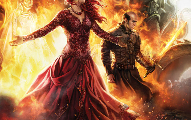 Relive A SONG OF ICE AND FIRE With This Awesome Official Artwork!