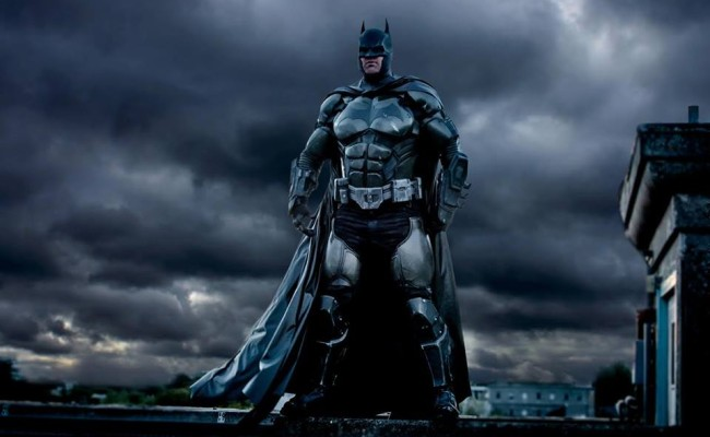 Become BATMAN With The Magic of 3D Printing